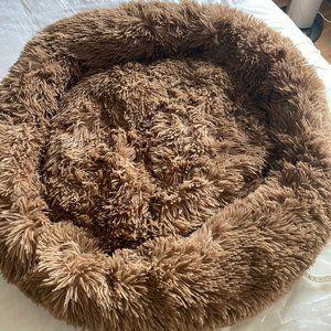 SAVFOX PLUSH PET BED (SZ XL) (NEW)